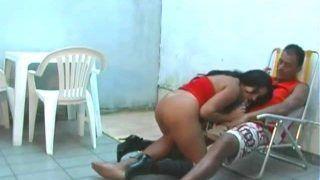 Cunhada transou traindo sua irmã e caiu na net